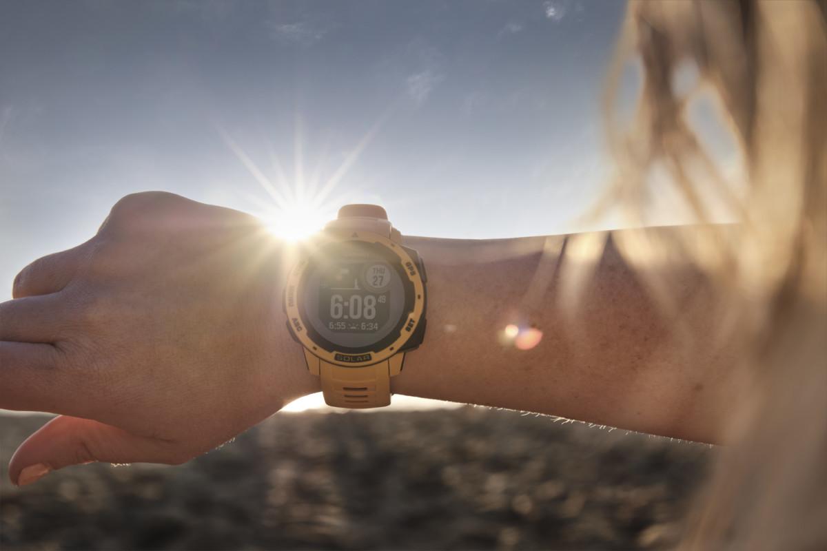 Garmin étend la gamme de ses montres qui se rechargent à l'énergie solaire