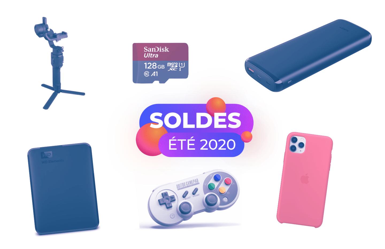 Soldes 2020 Chargeur 4 ports USB Accessoires smartphone