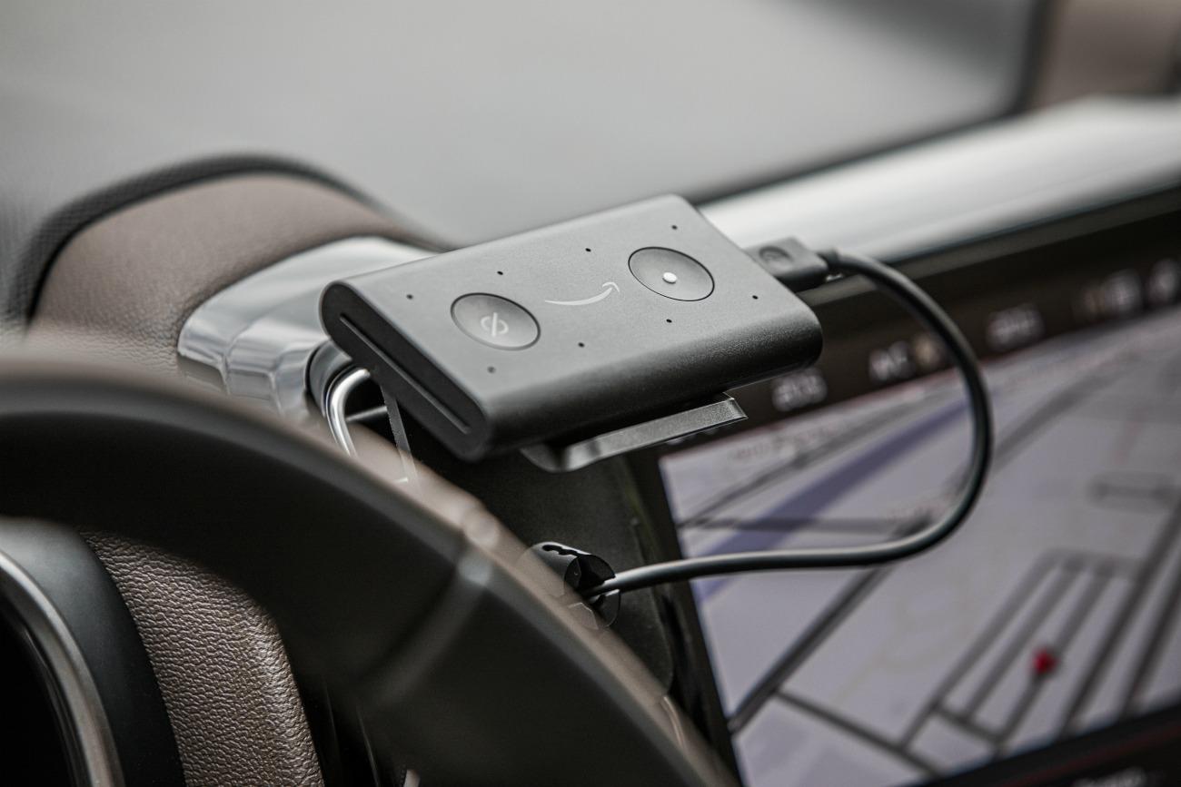 Amazon : la technologie du conversationnel s'invite en voiture