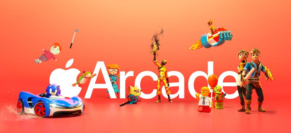 Apple Arcade et ses jeux de lancements