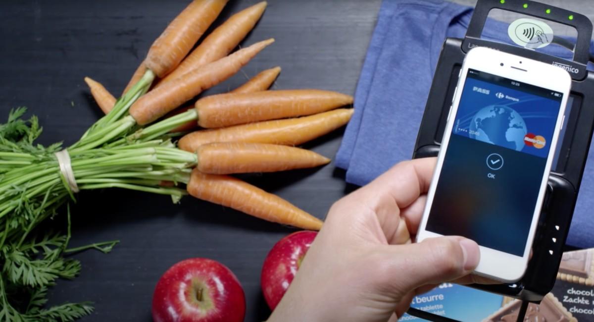 Il est maintenant possible d'utiliser sa carte de fidélité Carrefour depuis Apple Pay