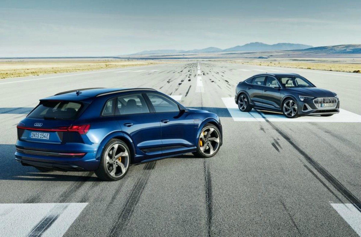 Audi e-tron S et S Sportback
