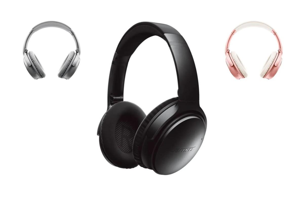 Tous les coloris du casque sans fil Bose QC 35 II sont en promotion