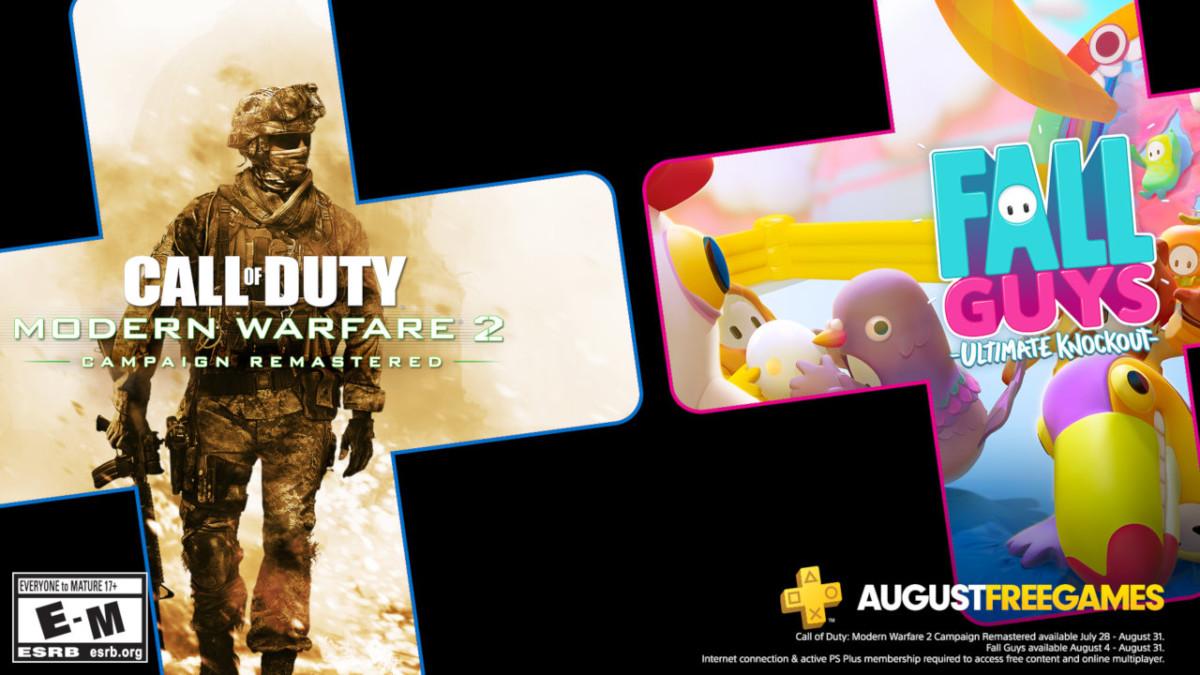 PS Plus: la liste des jeux offerts en août 2020