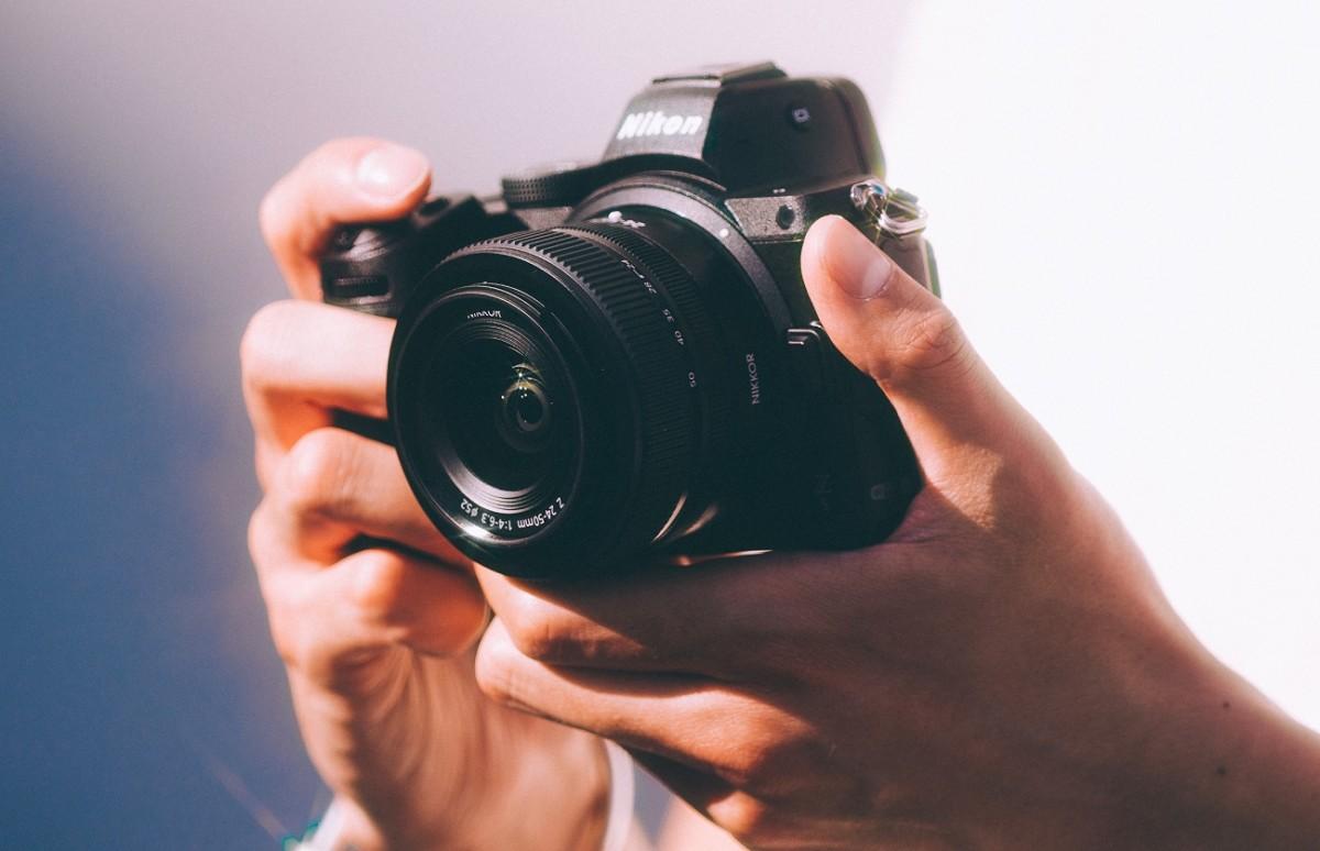 Le Nikon Z5 doté d'un capteur full frame