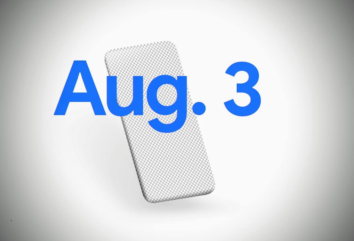 Google annonce la date de présentation du Google Pixel 4a