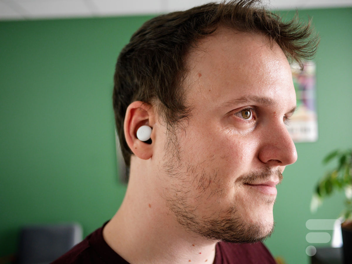 Les Google Pixel Buds proposent un son très équilibré