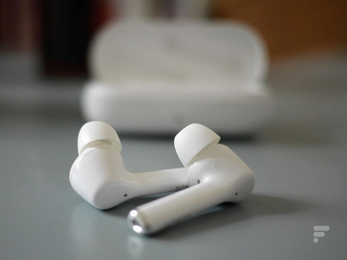 Les écouteurs Honor Magic Earbuds