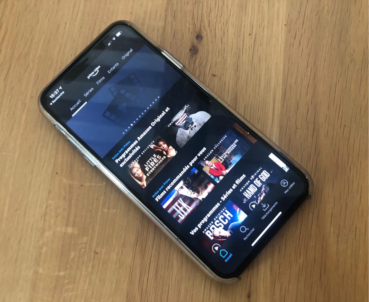 App Store : Amazon aurait été favorisé par Apple pendant des années
