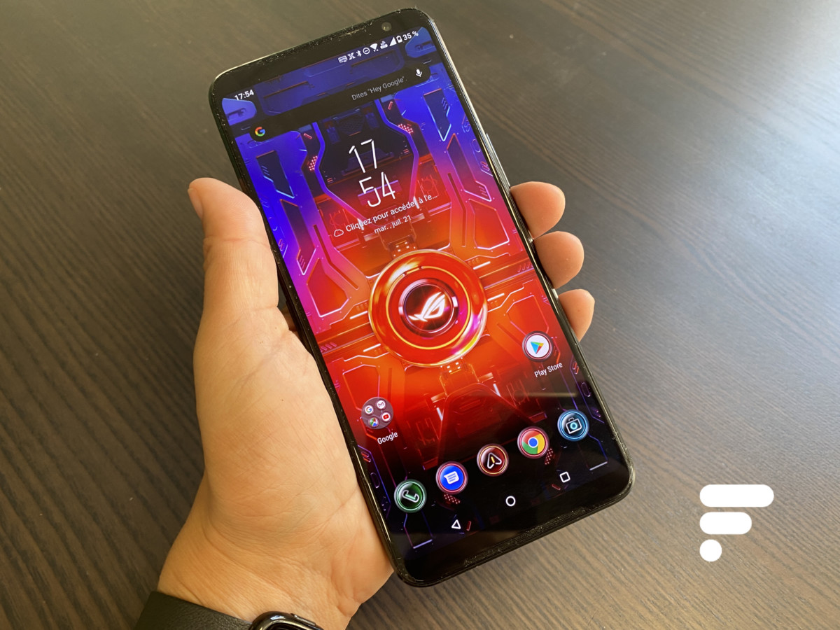 L'impressionnant ROG Phone 3