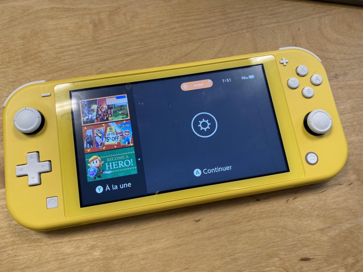 Nintendo Switch 4K, Apple-Epic : match (quasi) nul et des batteries révolutionnaires en vue – Tech'spresso