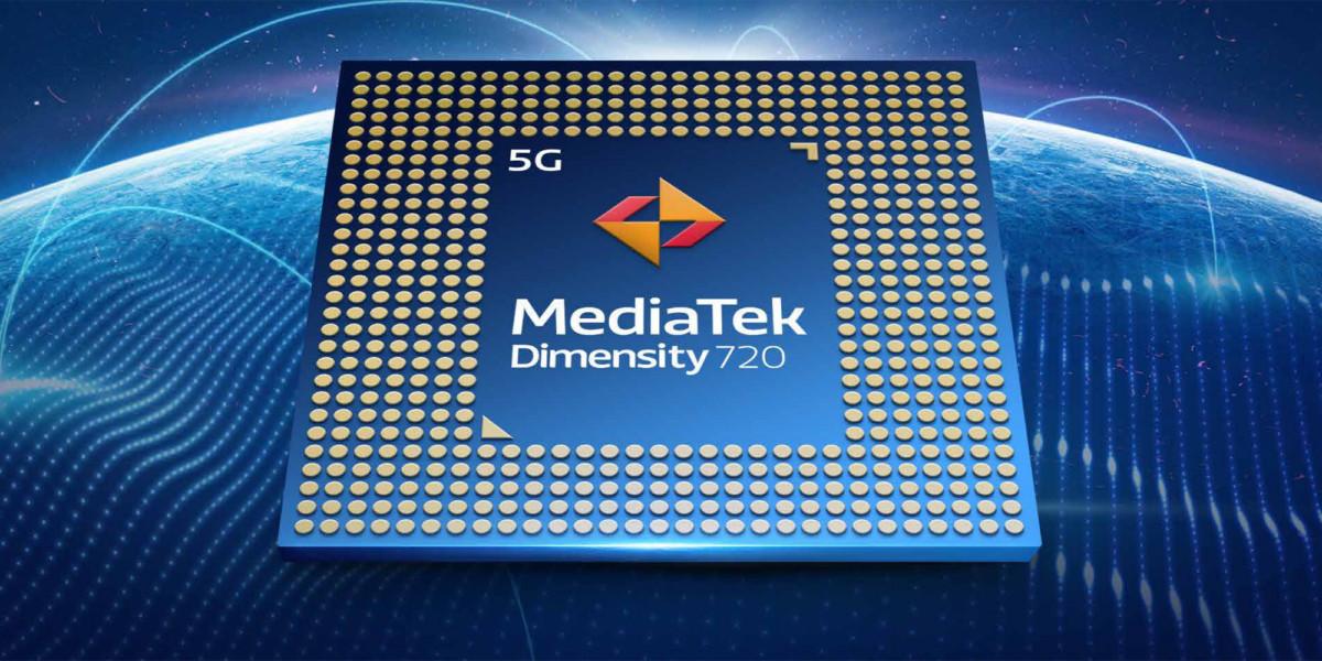 MediaTek annonce un nouveau SoC milieu de gamme, le Dimensity 720