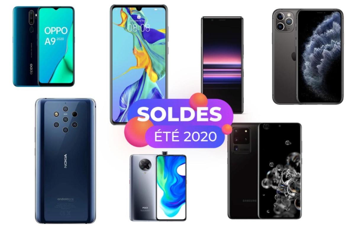 Samsung, Apple, Xiaomi ou Huawei : quels sont les meilleurs smartphones soldés ?