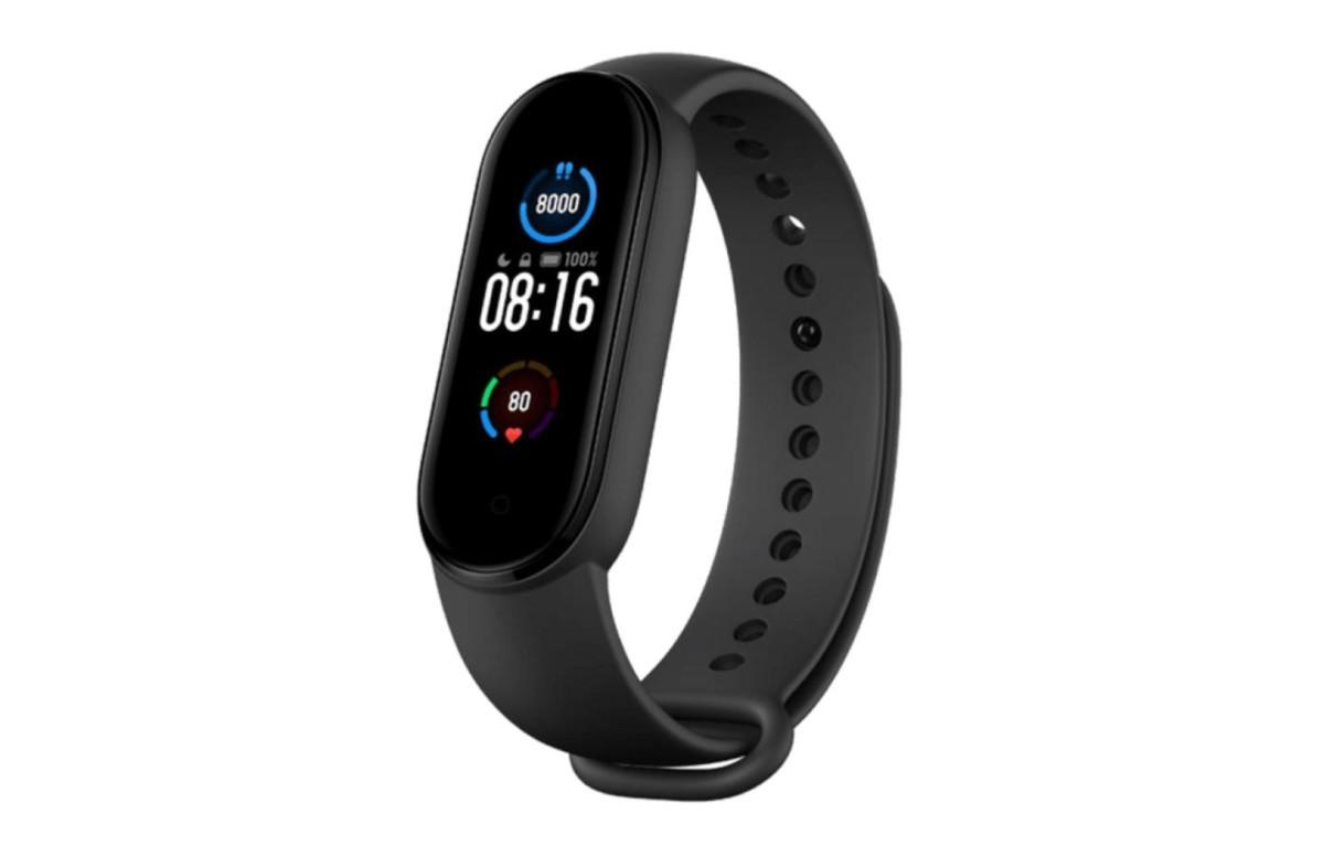 Mi Band 5 : le bracelet connecté de Xiaomi ne coûte déjà plus que 20 €