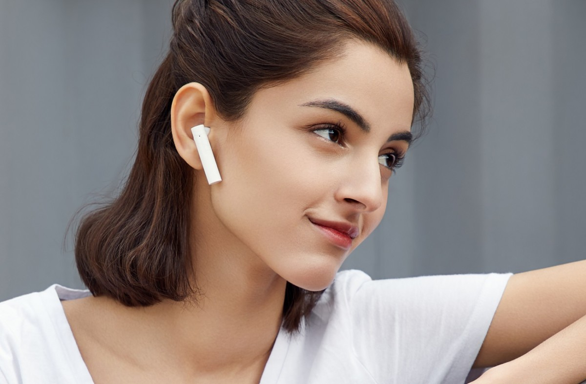 Les écouteurs Xiaomi Mi True Wireless Earphones 2 Basic