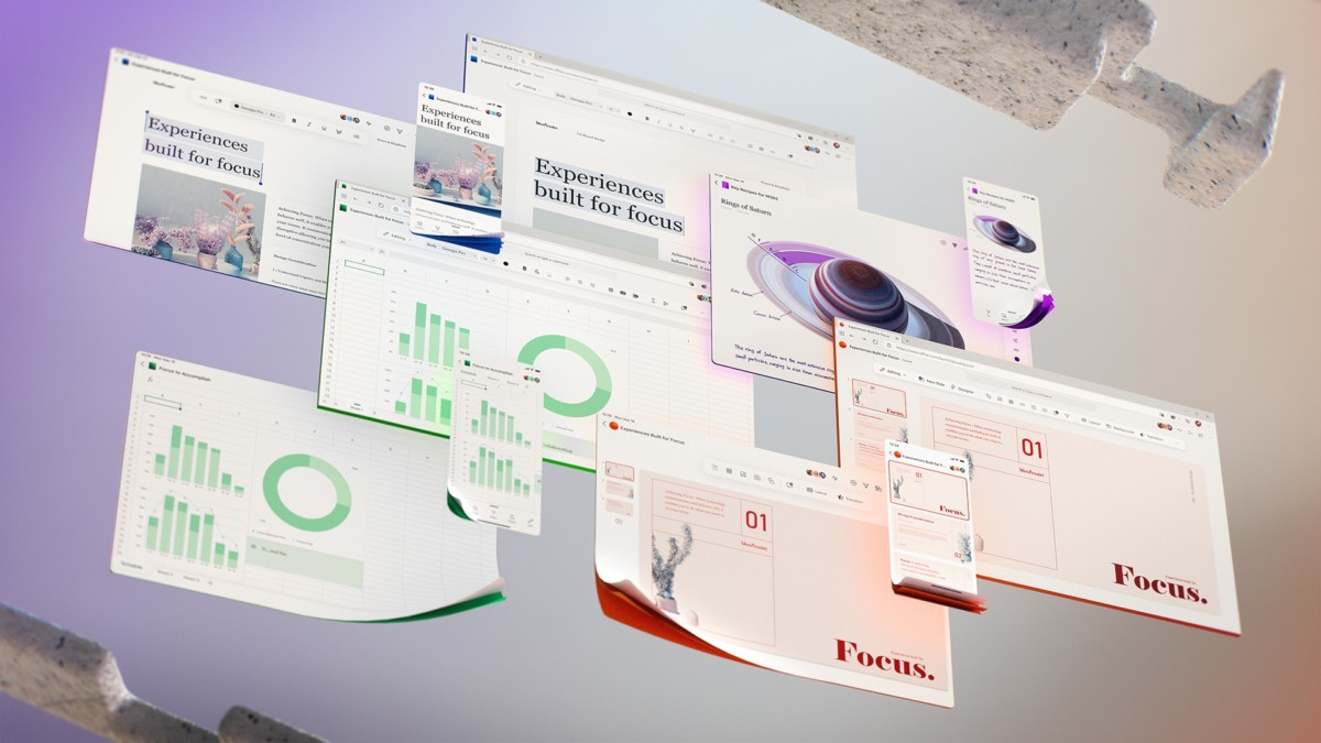 Microsoft's vision for the future of Office