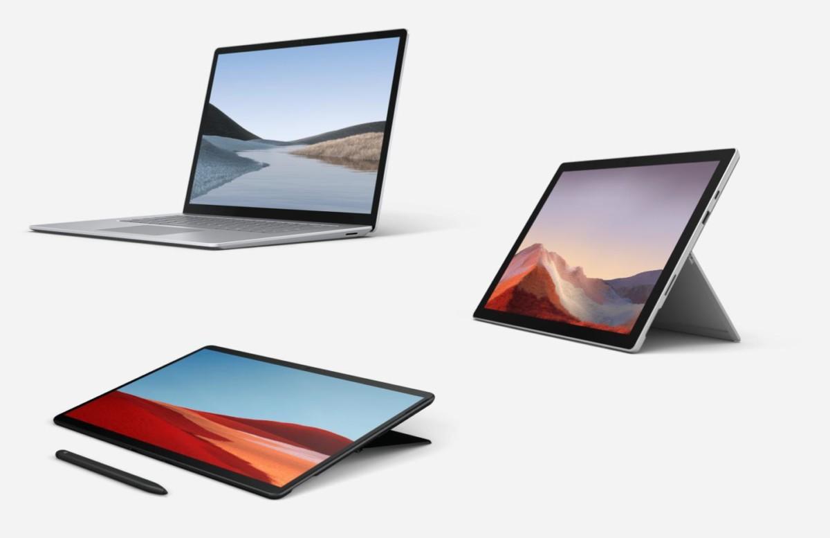 Vente Flash Microsoft : 15 % de remise sur une sélection de Surface, à partir de 781 euros
