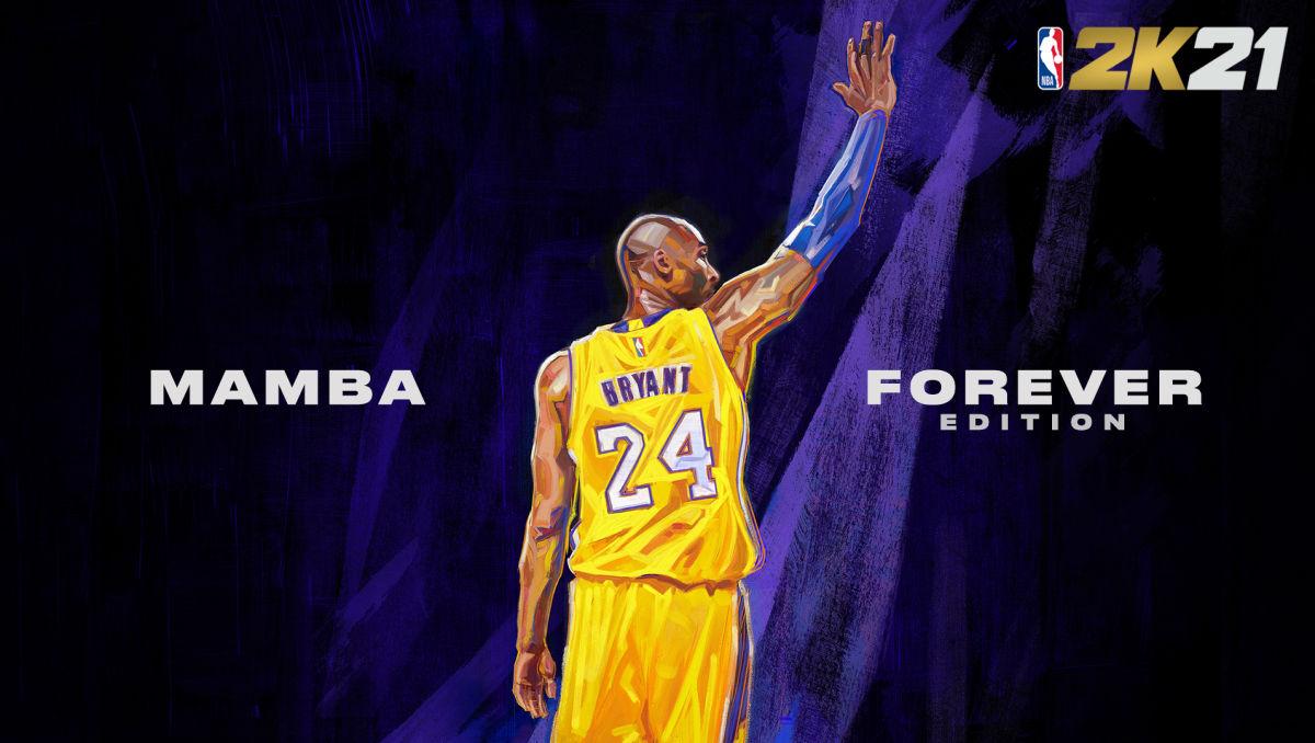 Le jeu NBA 2K21