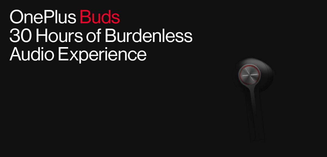 Les OnePluq Buds profiteront d'une autonomie de sept heures par écouteurs