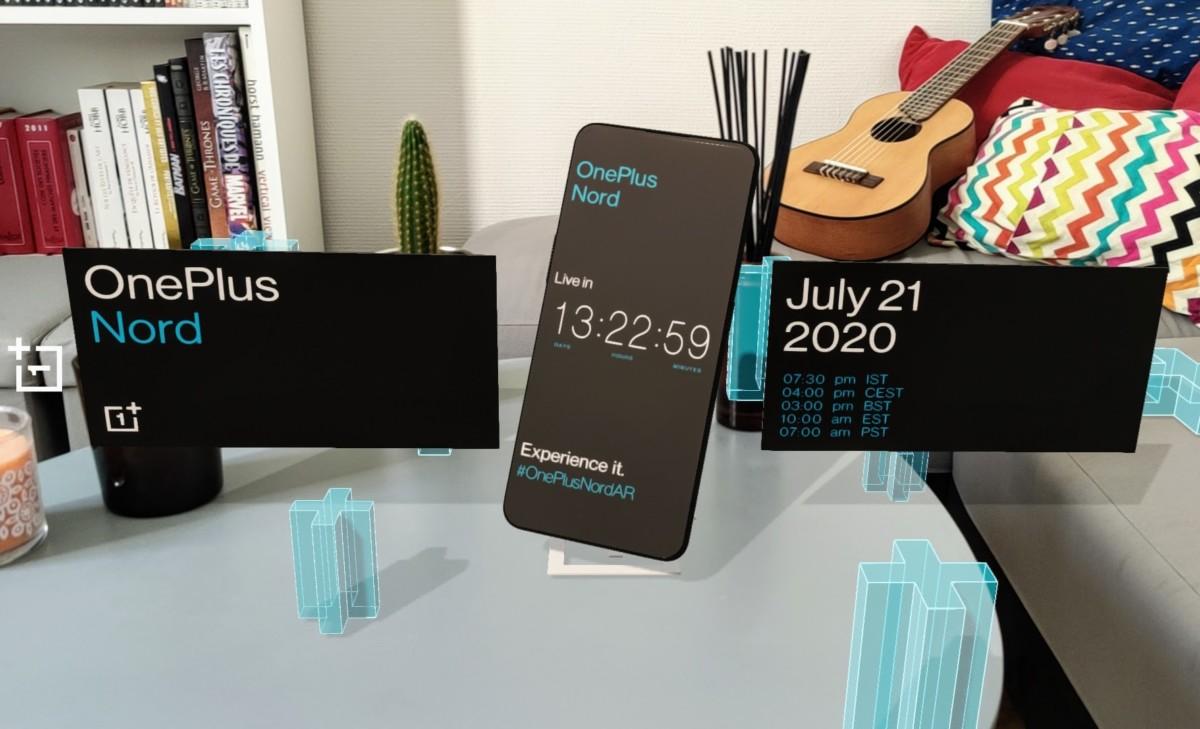 Le lancement du OnePlus Nord aura lieu le 21 juillet à 16h