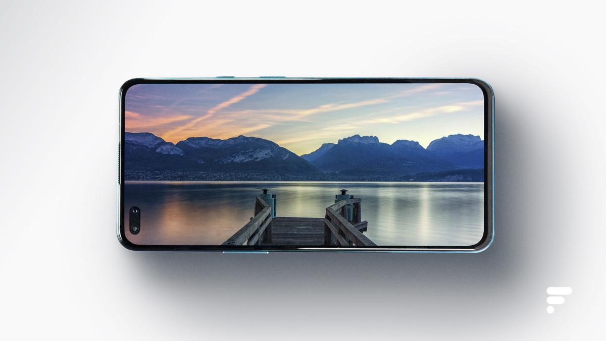 Écran du OnePlus Nord