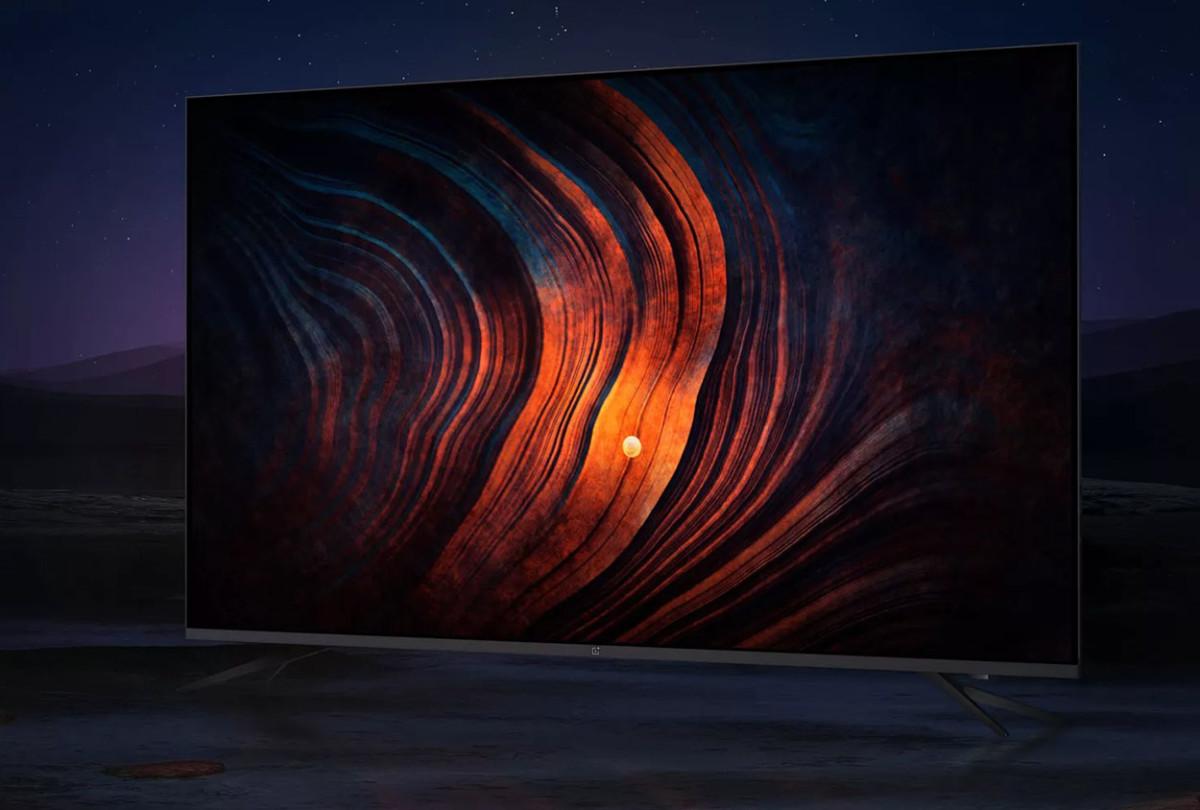 Le téléviseur OnePlus TV U1