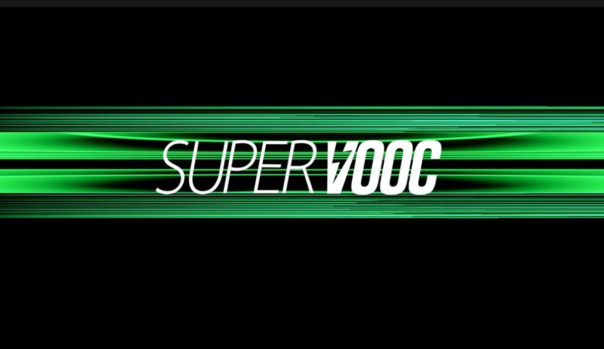 Oppo SuperVooc