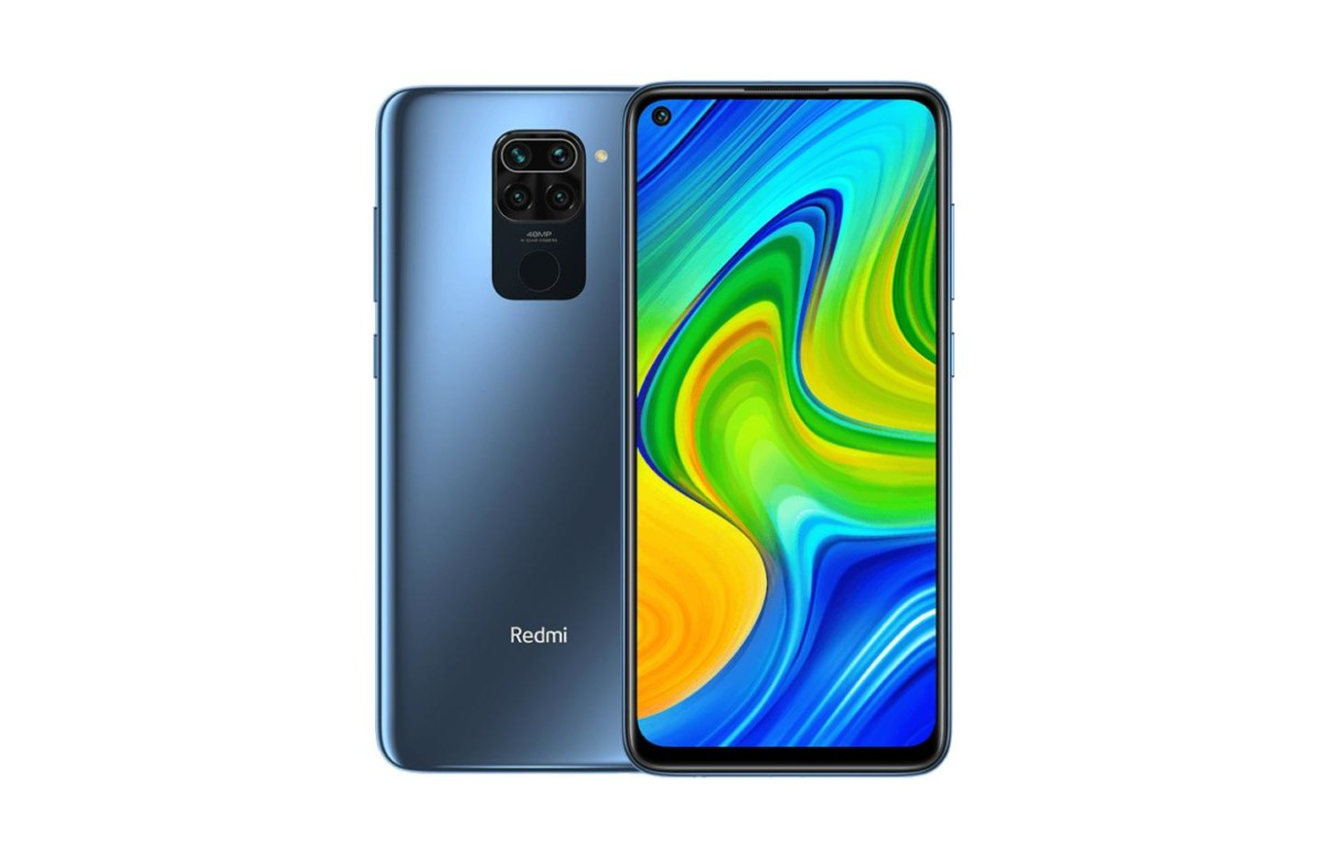 redmi note 9 gris 1200x777 - The Xiaomi Redmi Note 9 is available from 150 € on Cdiscount - Frandroid