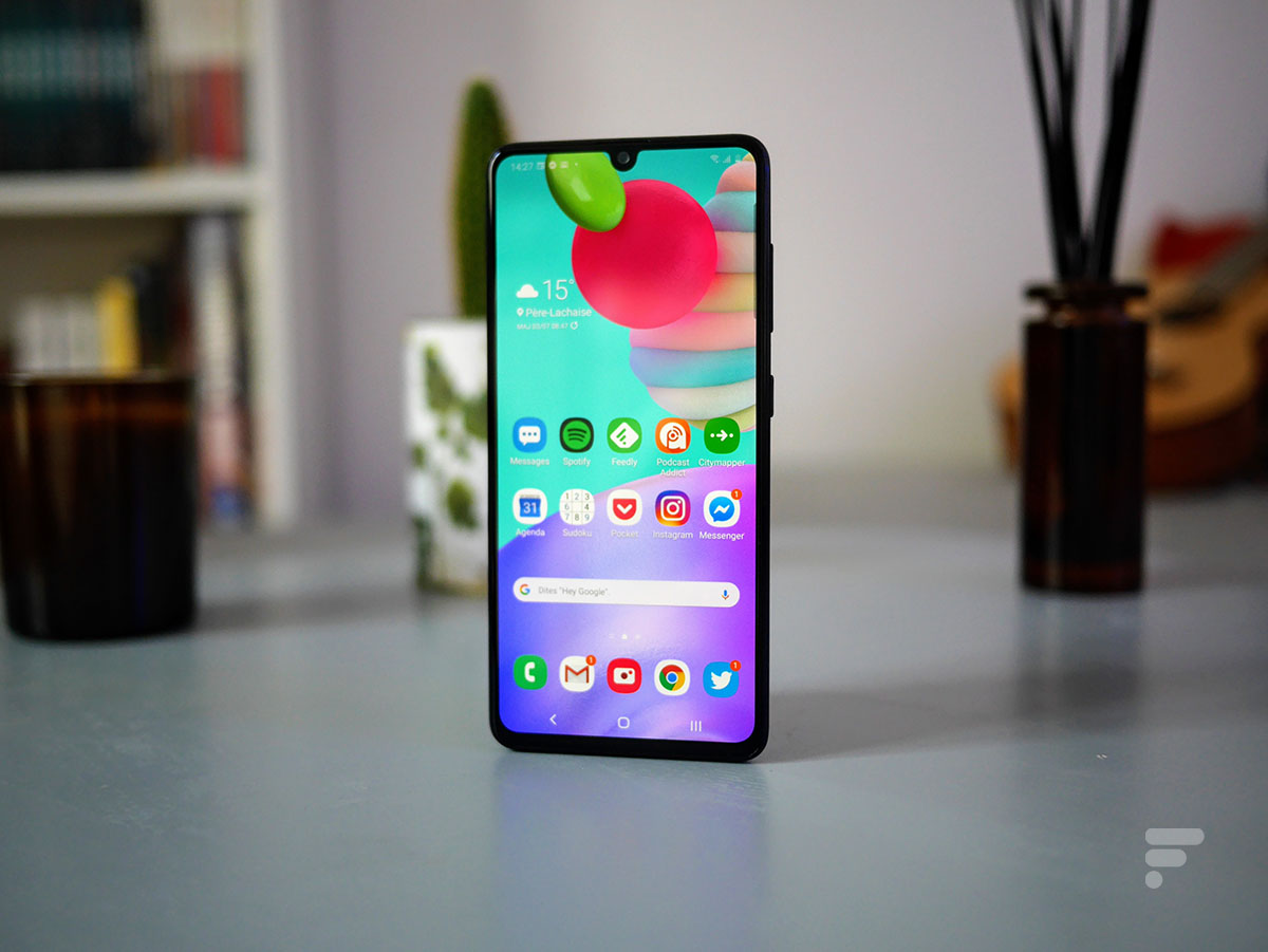 Le Samsung GalaxyA41