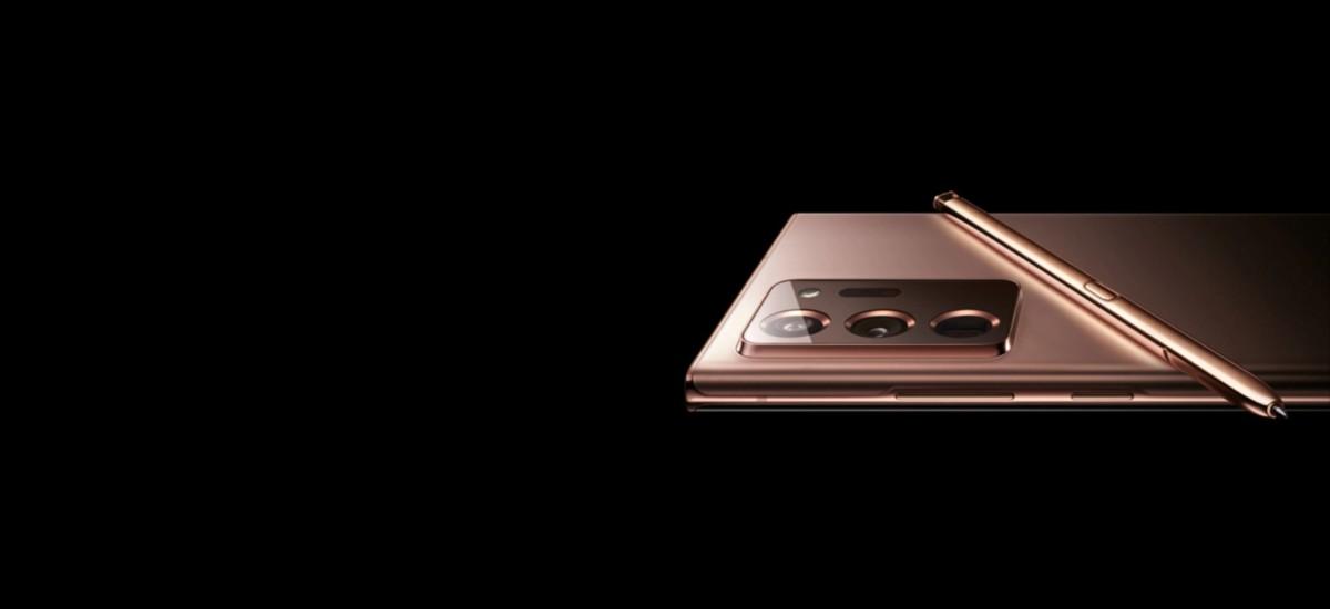 Le Galaxy Note 20