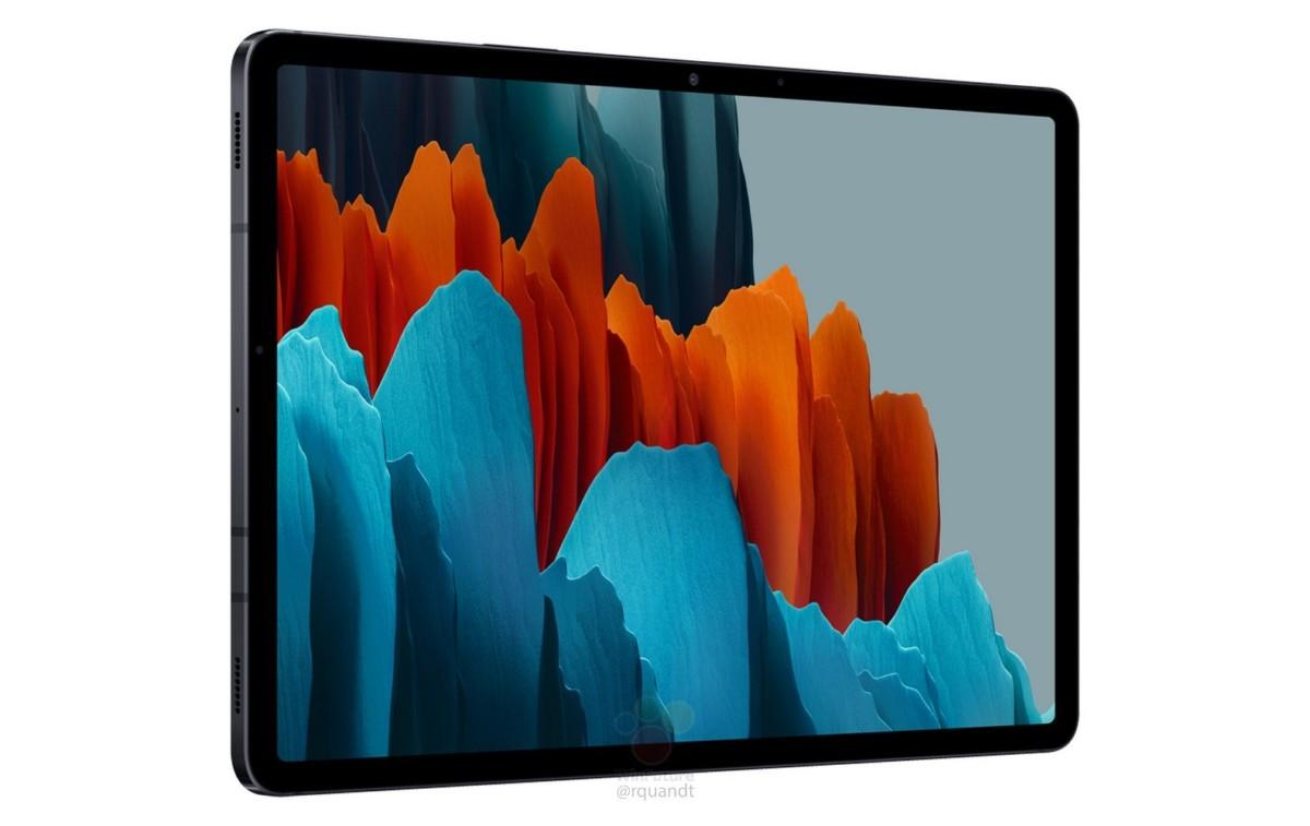 La Samsung Galaxy TabS7