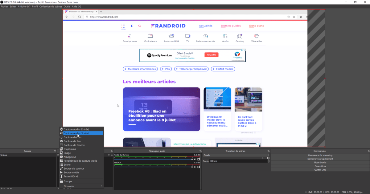 Comment faire une capture vidéo et enregistrer son écran sous Windows 10