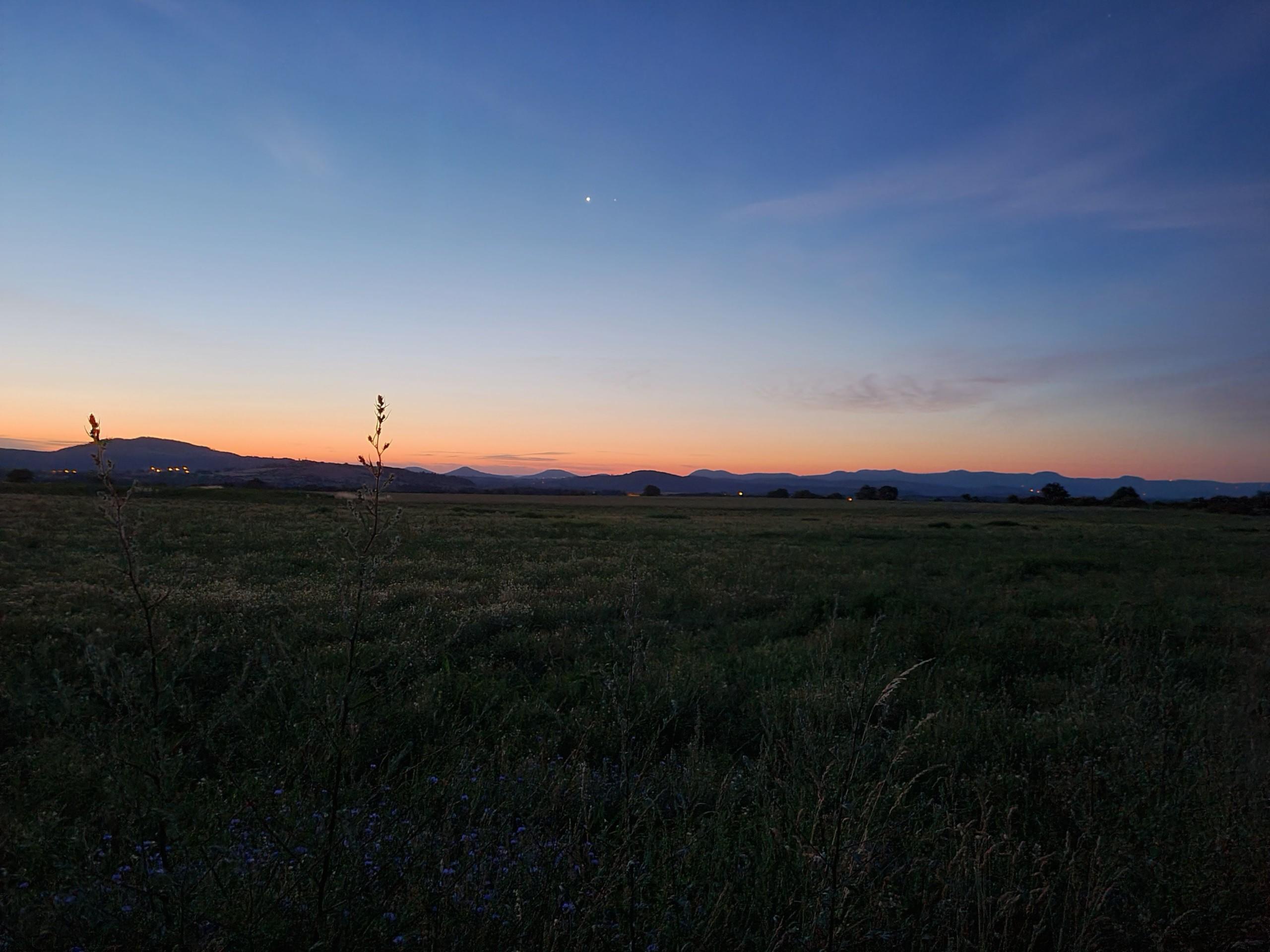 Comment saisir l'heure bleue en photographie avec son smartphone ?