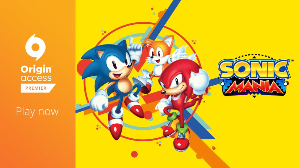 Grâce à un accord conclu entre EA et Sega, plusieurs jeux de l'éditeur nippon arriveront sur Origin Accesss