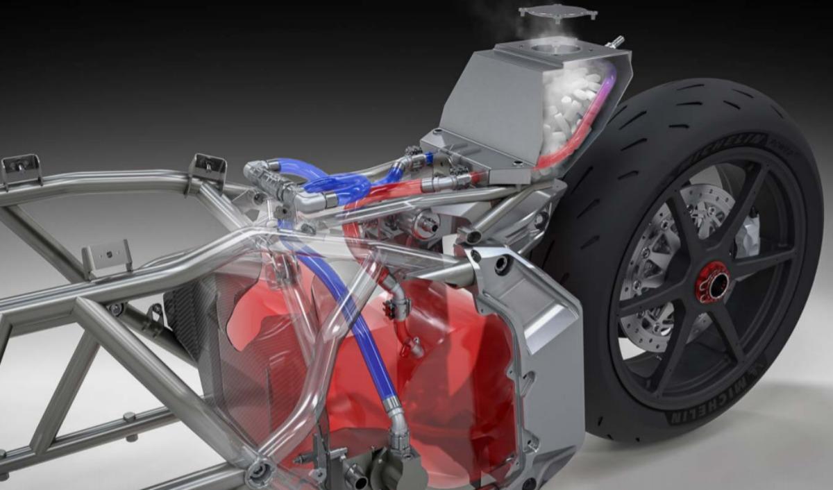 Moto électrique Wattman