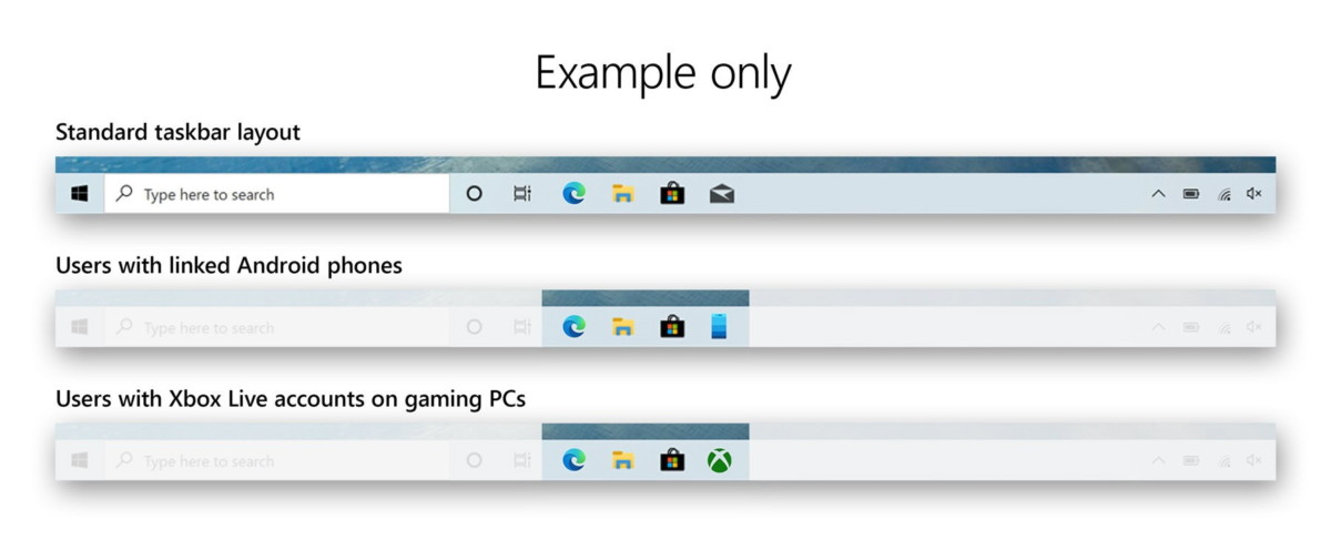 Microsoft examples // Source: Microsoft