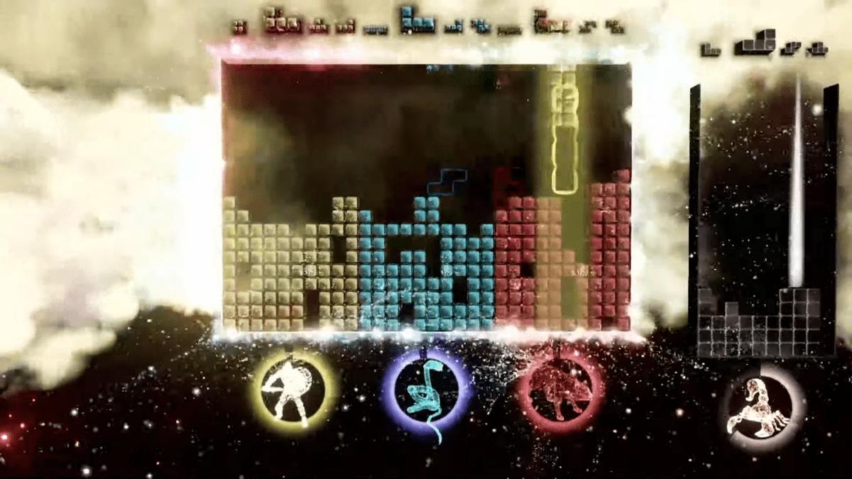 Tetris Effect : Connected