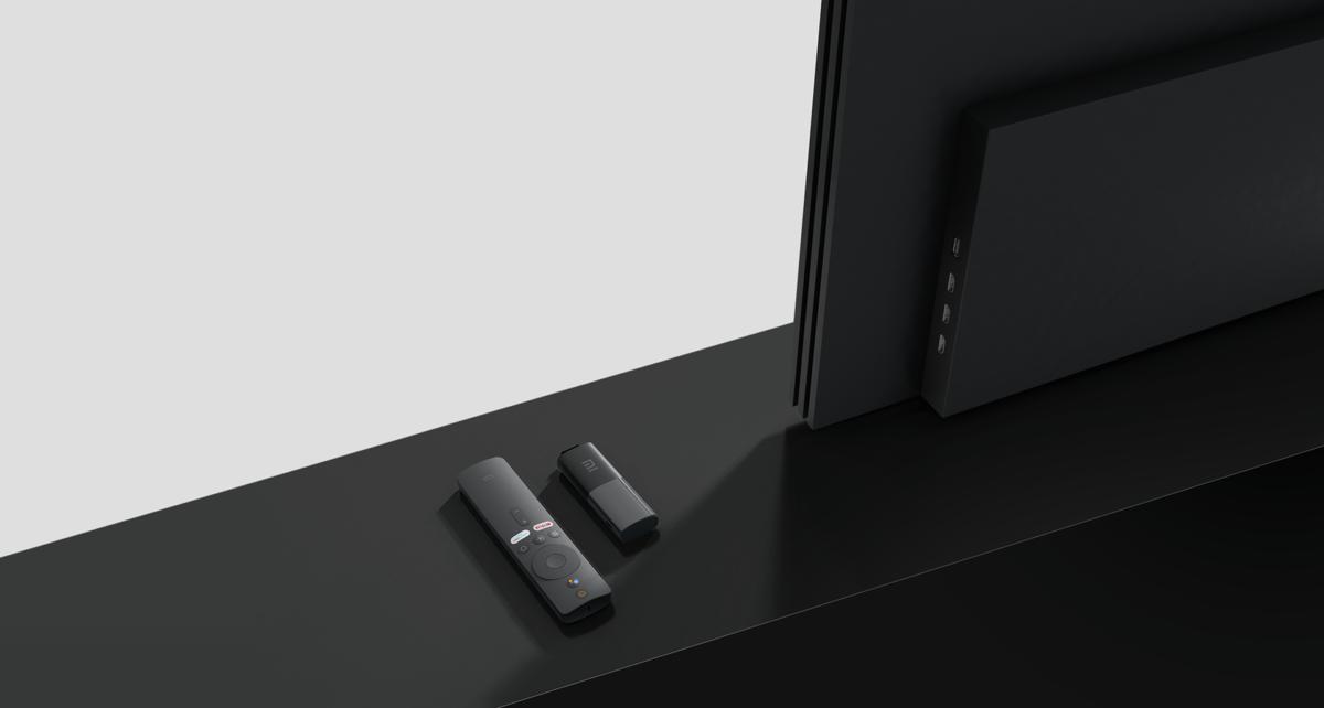 Xiaomi Mi TV Stick et télécommande