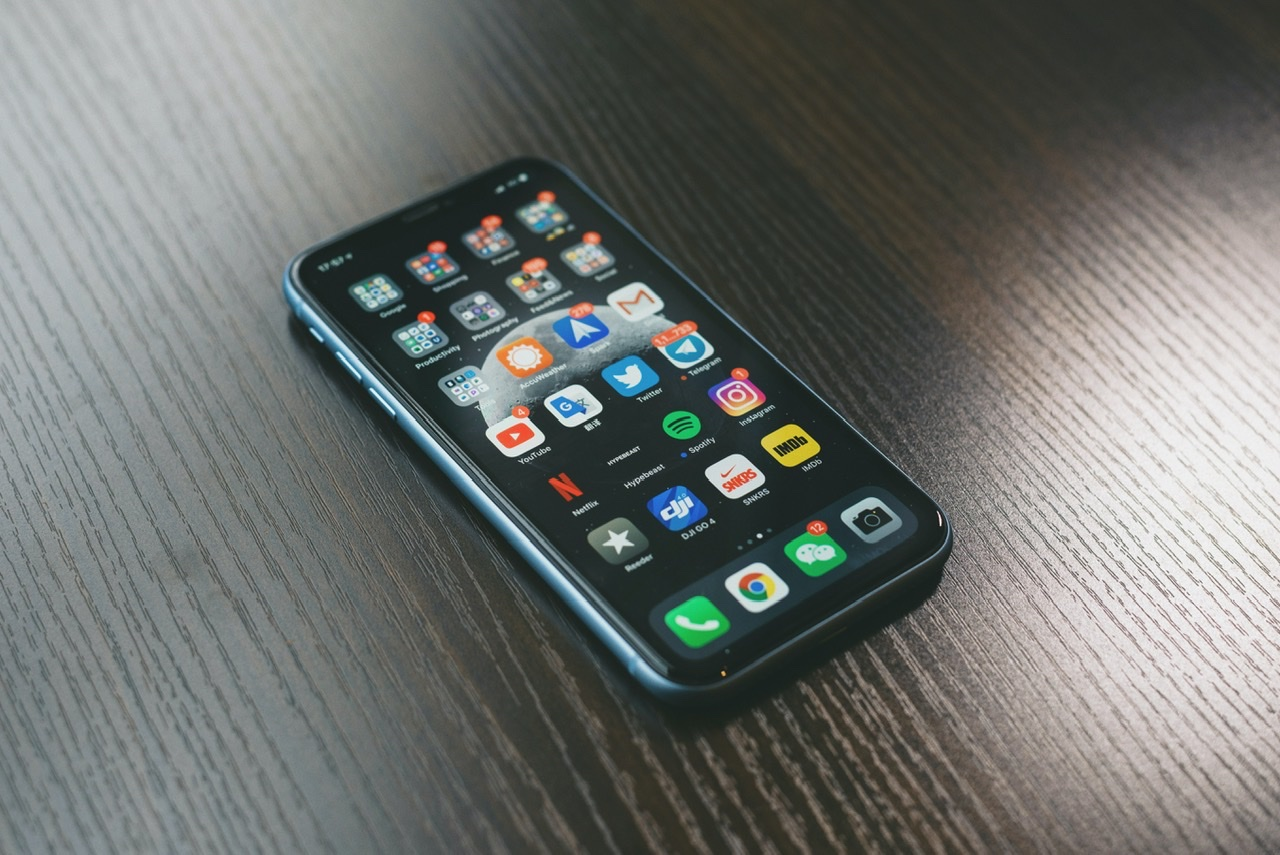 wechat iphone apple