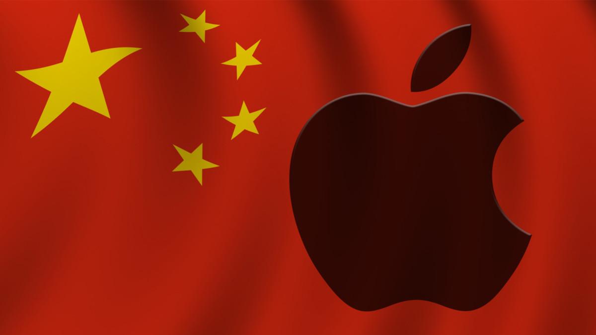 Apple vs Chine