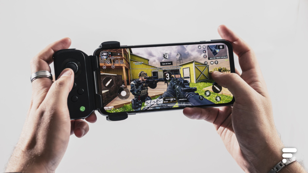 On perd l'équilibre parfait du smartphone