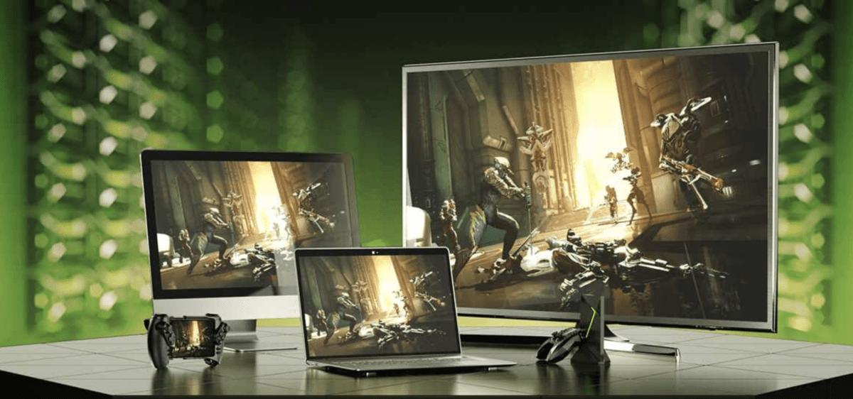 GeForce Now : le cloud gaming de Nvidia arrive aussi sur les Chromebook