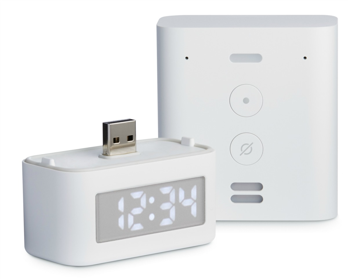 L'Echo Flex et le module horloge connectée qui peut lui être ajouté