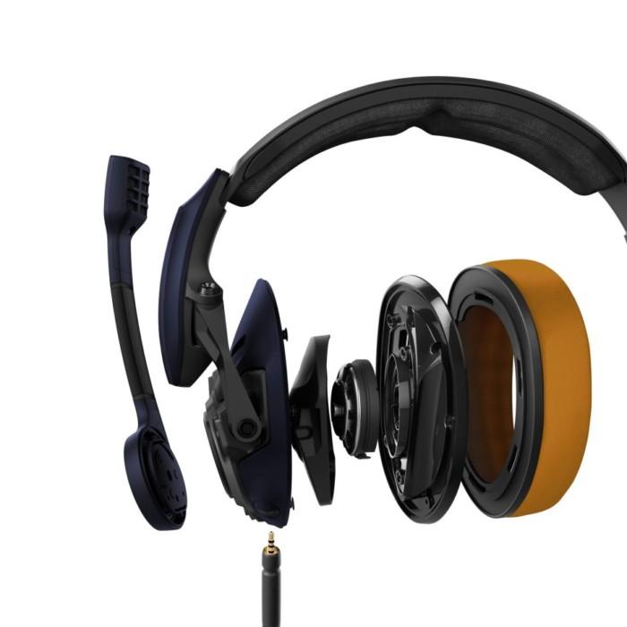 Le casque EPOS Gaming GSP 602