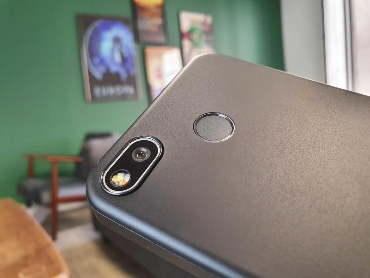 Module photo du Fairphone 3 Plus