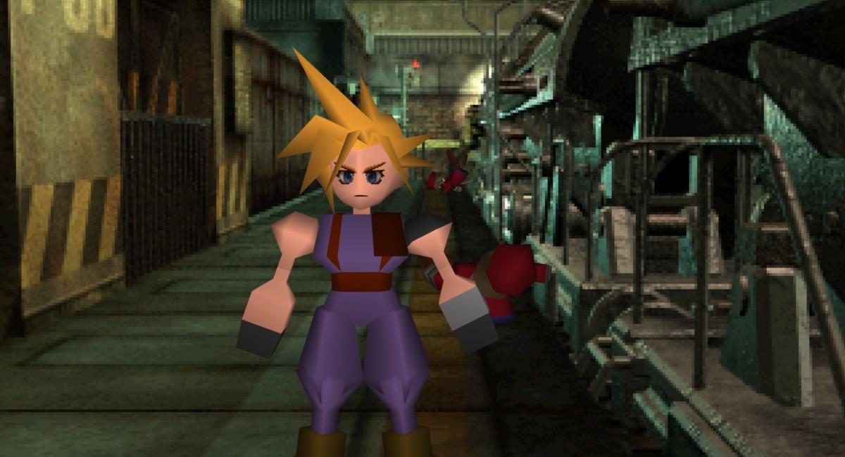 Final Fantasy VII est l'un des jeux ajoutés ce mois-ci sur le Xbox Game Pass