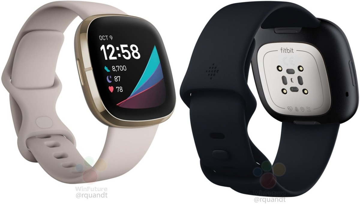 La future montre connectée Fitbit Sense