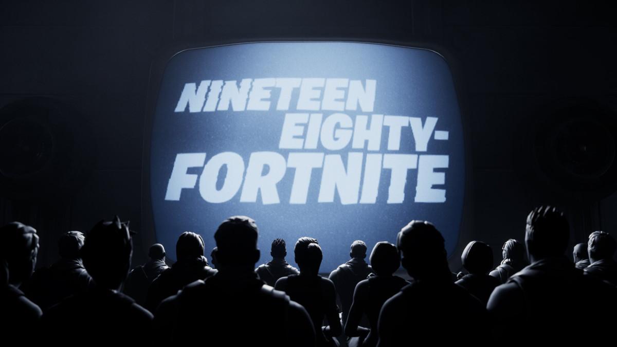 Image de présentation de la publicité anti-Apple d'Epic Games