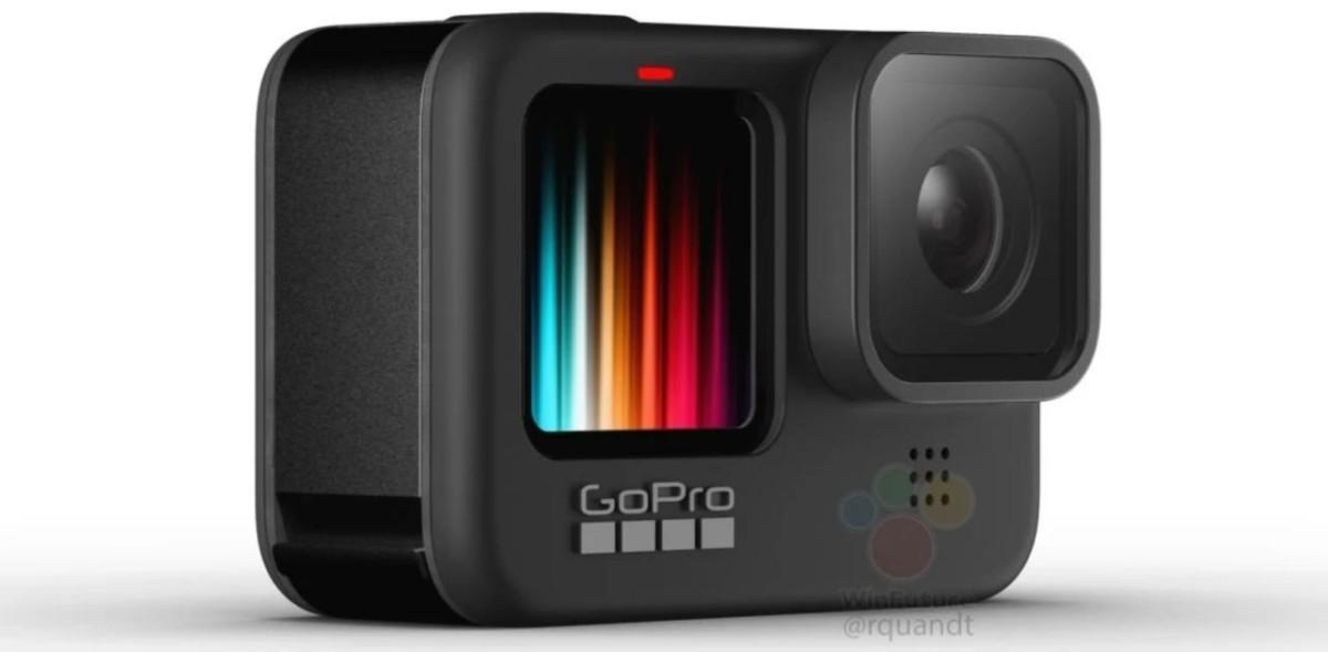 La prochaine GoPro et son écran couleur à l'avant
