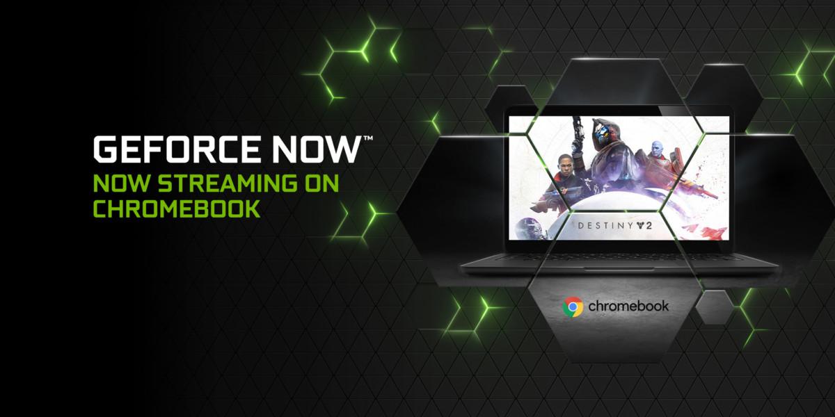 Les utilisateurs de Chromebook peuvent aussi profiter de la plateforme